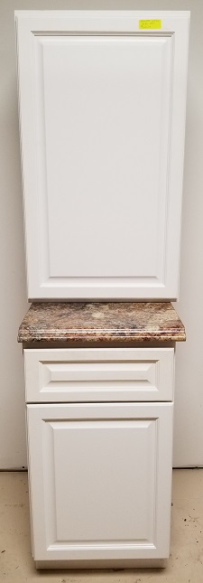 GHI Newport White Cabinets (Ordered) - McCarren Supply