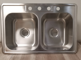 Top-mount-stainless-steel-sink