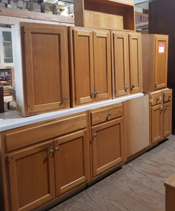 Reclaimed Kitchen Cabinet Sets - McCarren Supply